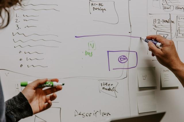 目標達成とスケジュール管理には必須。WEB制作におけるロードマップ