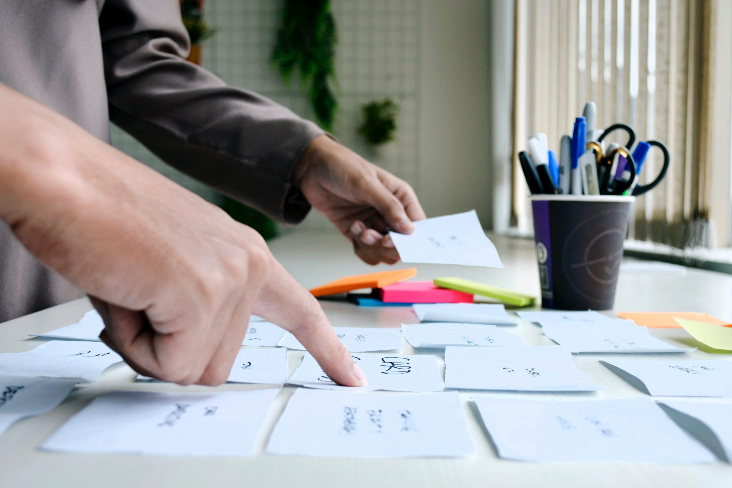 ユーザーが実現したいことを可視化するための手法ユーザーストーリー